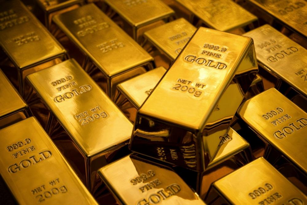Золото  растёт в цене