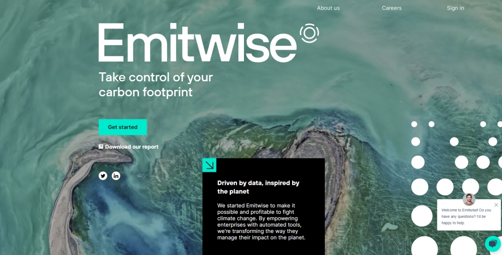 Emitwise привлекла $3,2 млн
