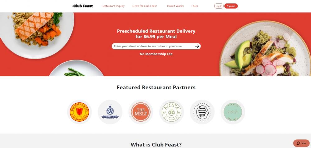 Club Feast привлёк $10,25 млн