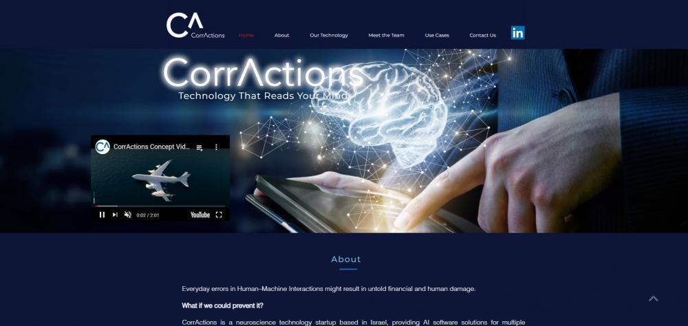 CorrActions привлек $2,7 млн