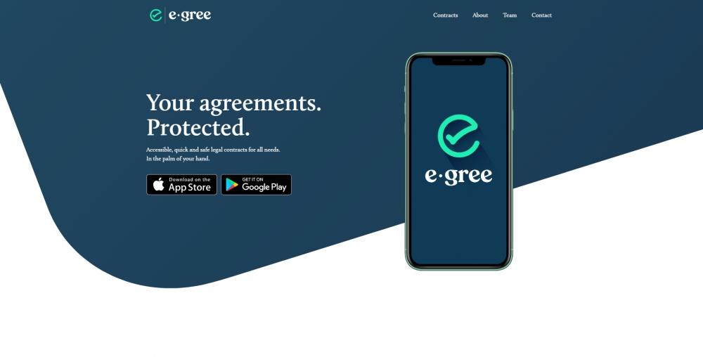 e-gree привлекло $1 млн