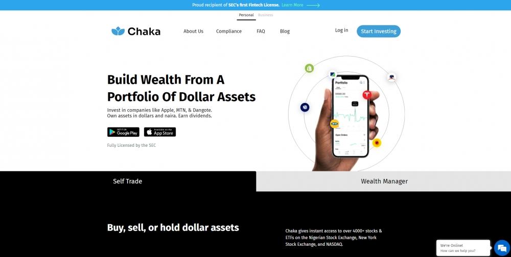 Chaka привлекла $1,5 млн