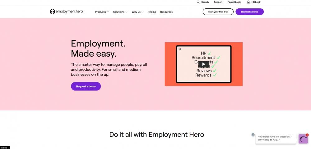 Employment Hero объявил о привлечении $140 млн