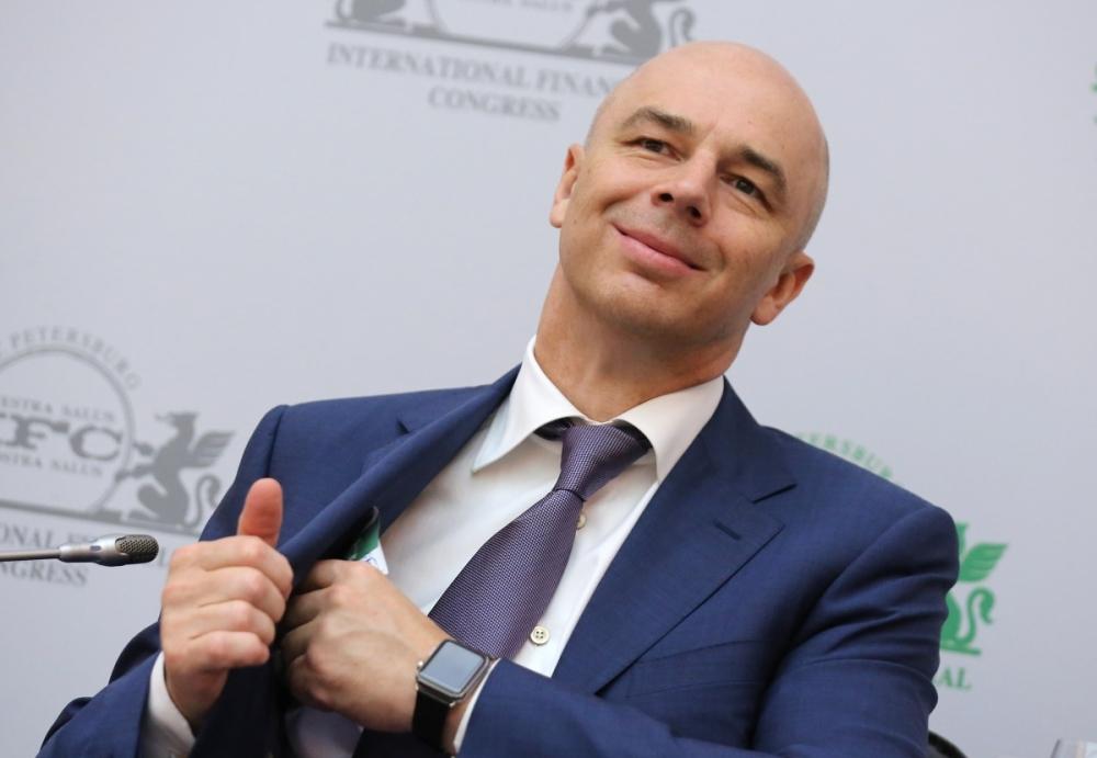 Силуанов собрался занять 3 миллиарда