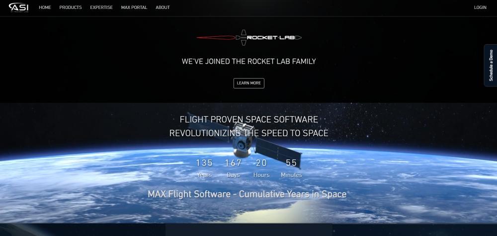Rocket Lab приобретает компанию Advanced Solutions