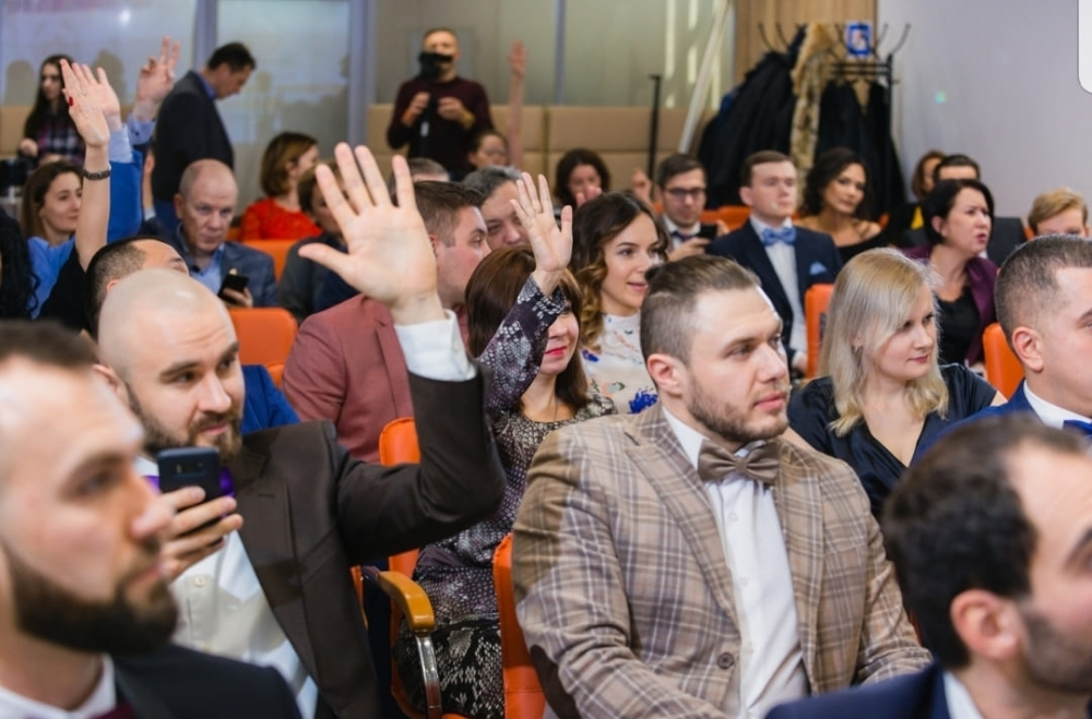 Первая в России нетворкинг-конференция «Личный бренд предпринимателя»