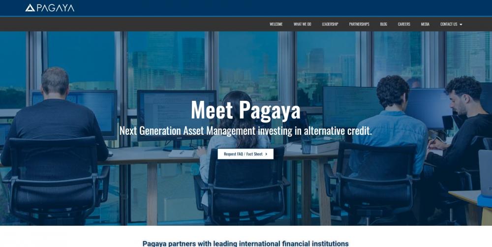 Pagaya привлекла $100 млн