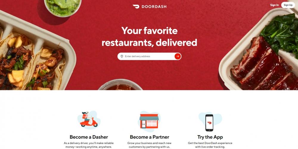 DoorDash привлек $400  млн