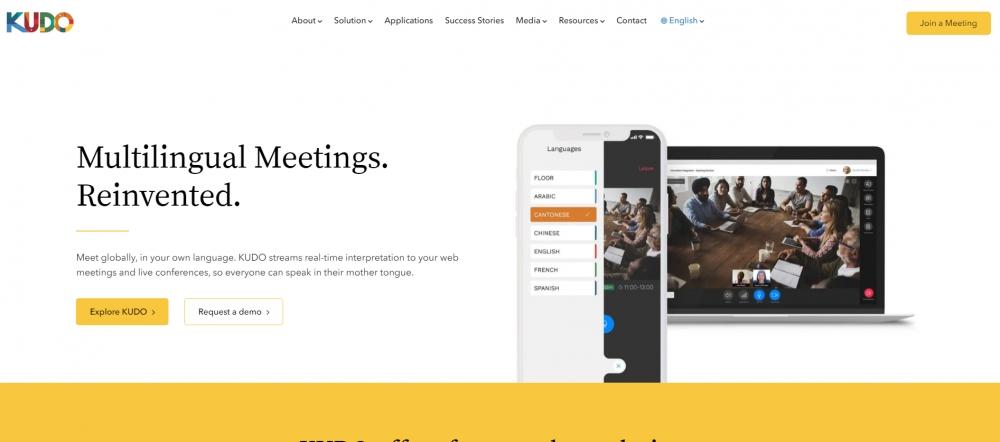 Kudo привлек $6 млн от Felicis Ventures