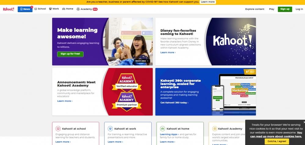 Kahoot объявила о покупке датского стартапа Actimo