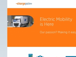 ChargePoint объявила о привлечении $127 млн
