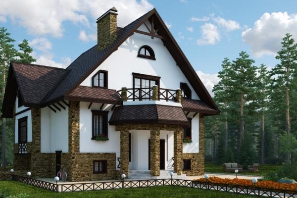 Строительство домов на продажу.