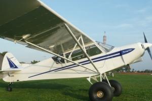 Обзорные полеты на самолетах малой авиации