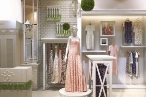 Развитие розничной федеральной сети бутиков