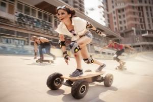 Рейтинг дорожных горок-спусков Москвы для катания на роликах, самокатах, скейтах