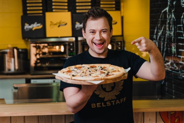 Инвестиции в сеть пиццерий Pomodoro ROYAL