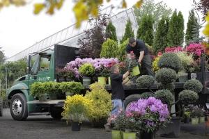 Оптовая база цветочной продукции