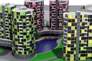 Быстровозводимые здания до 12 этажей для программ реновации в средней полосе России и строительства на Крайнем Севере.