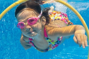 Расширение сети детских бассейнов
