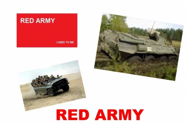 RED ARMY ADVENTURE