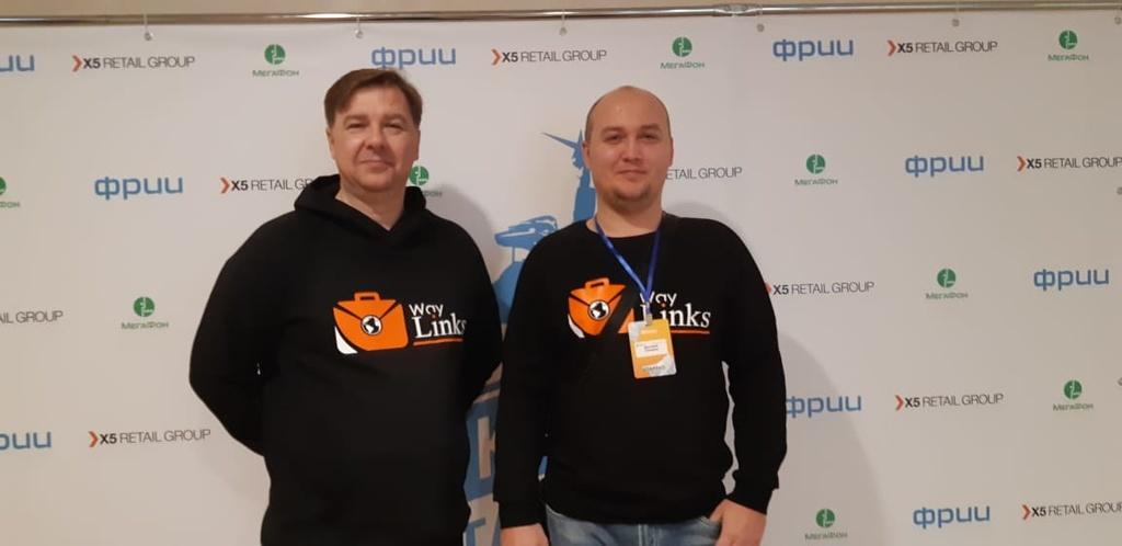 разработчики Александр и Дмитрий