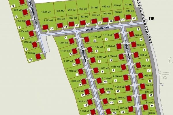 Проект по привлечению инвестиций для строительства и реализации малоэтажного жилья