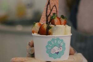 Elefun. Первое тайское ролл-мороженое в Калининграде