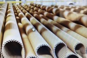 производство гофрированного картона и упаковки