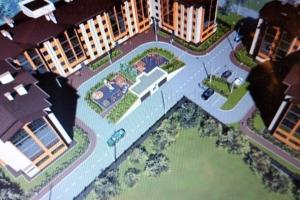 Продажа готового бизнеса строительства жилья,  участок 0,75 га. в собственности, ГПЗУ, АГО с инвестпроектом строительства 2-х жилых домов, площадь квартир 7620 кв. м.