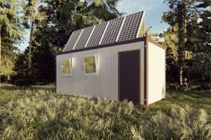 Вагонбытовки полностью утеплены и укомплектованы для жилья в любой сезон на альтернативных источниках энергии