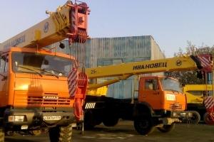 Развитие действующего бизнеса по ремонту и обслуживанию автокранов и спецтехники