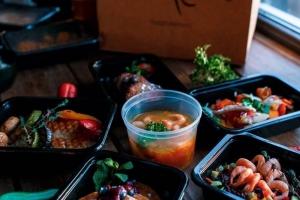 Magic Menu - сервис доставки здорового питания по подписке