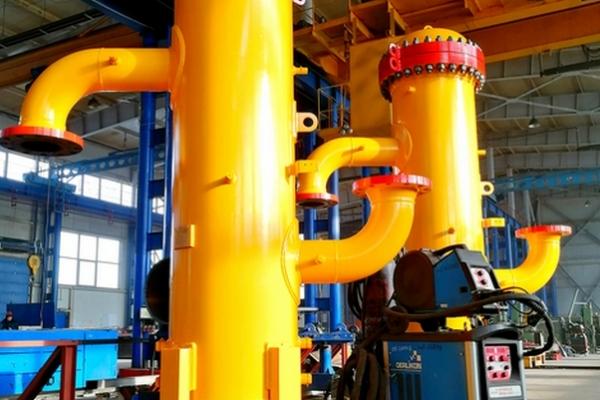 Завод по производству и монтажу металлоконструкций, технологического оборудования, нестандартного оборудования, трубных блоков