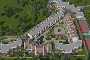 Строительство апарт-отеля