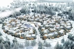 Строительство Эко поселения с полной инфраструктурой