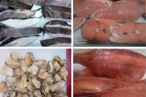 доставка рыбы и морепродуктов