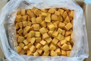 Полуфабрикат фруктовый. Заморозка. Таиланд