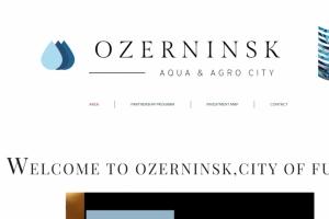 OZERNINSK AQUA&AGRO CITY
