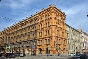 Выкуп здания под отель, аппартаменты в центре Санкт-Петербурга