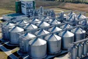 Зерновой элеватор